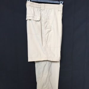 ExOfficio Men's Convertible Hiking Pants/ Shorts